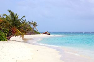 Flamenco-Beach,-Culebra,-Puerto-Rico