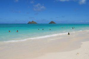 Lanikai-Beach,-Kailua,-Oahu,-Hawaii