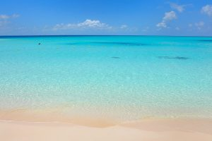 Playa-Norte,-Isla-Mujeres,-Mexico
