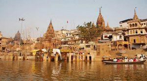 Kashi Vishwanath Temple in Varanasi, Uttar Pradesh