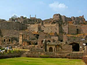 Golconda Fort, Hyderabad: