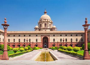 Rashtrapati Bhawan, New Delhi: