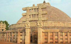 Sanchi Stupa, Madhya Pradesh: