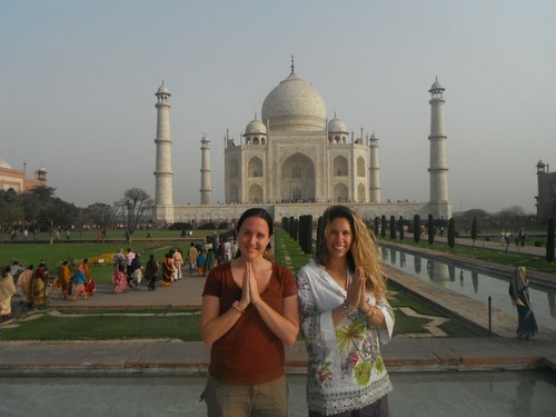 Same Day Trip to Agra from Delhi