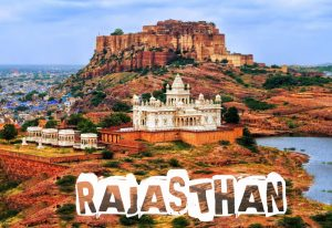 Rajasthan tour package, golden triangle package