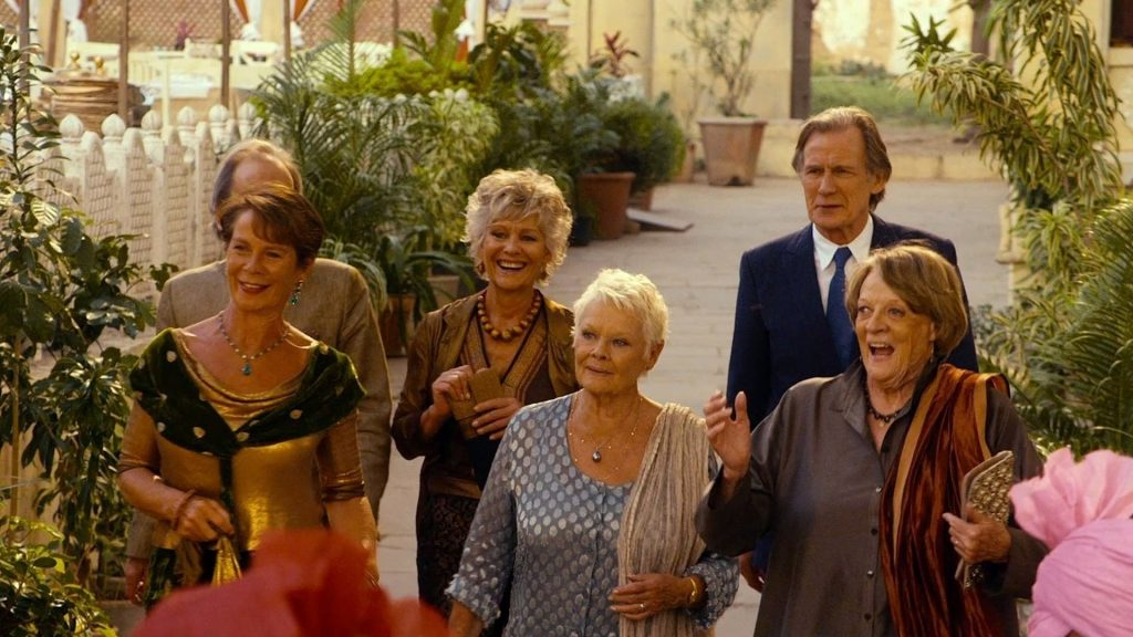 The Best Exotic Marigold Hotel film theme based tour package