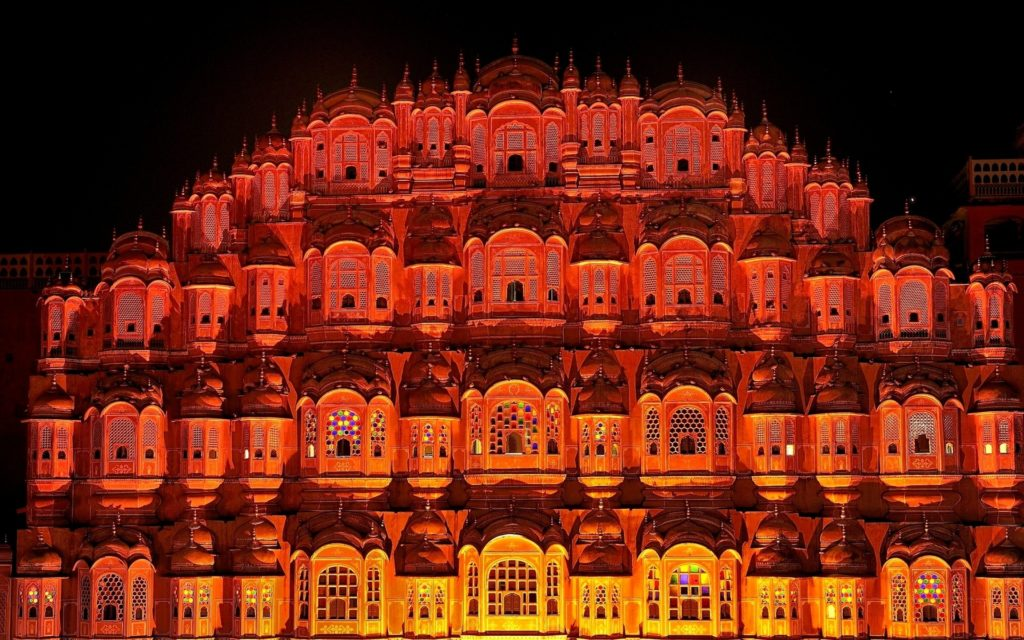 Top Places to Visit in Rajasthan, hawamahal