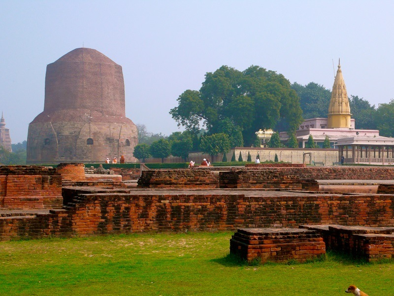 Sarnath Day Trip from Varanasi
