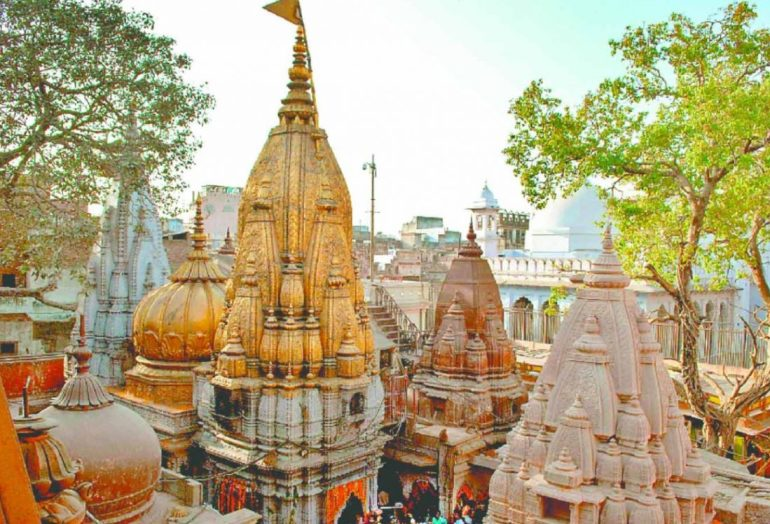 Visiting Sacred Kashi Vishwanath Temple