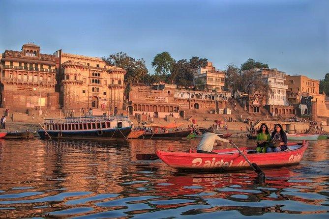 Walk along the ghats OR Varanasi Walking Tour OR Varanasi Ghats Walking Tour
