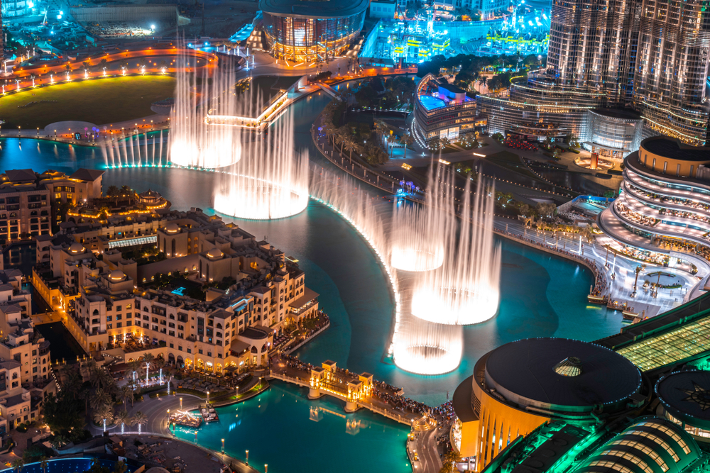 Top most Tourist Attractions in Dubai