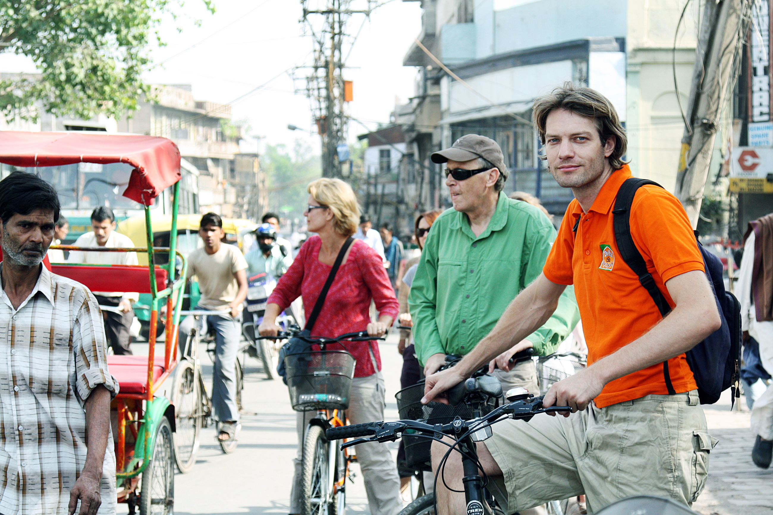 Tuk Tuk tours in delhi