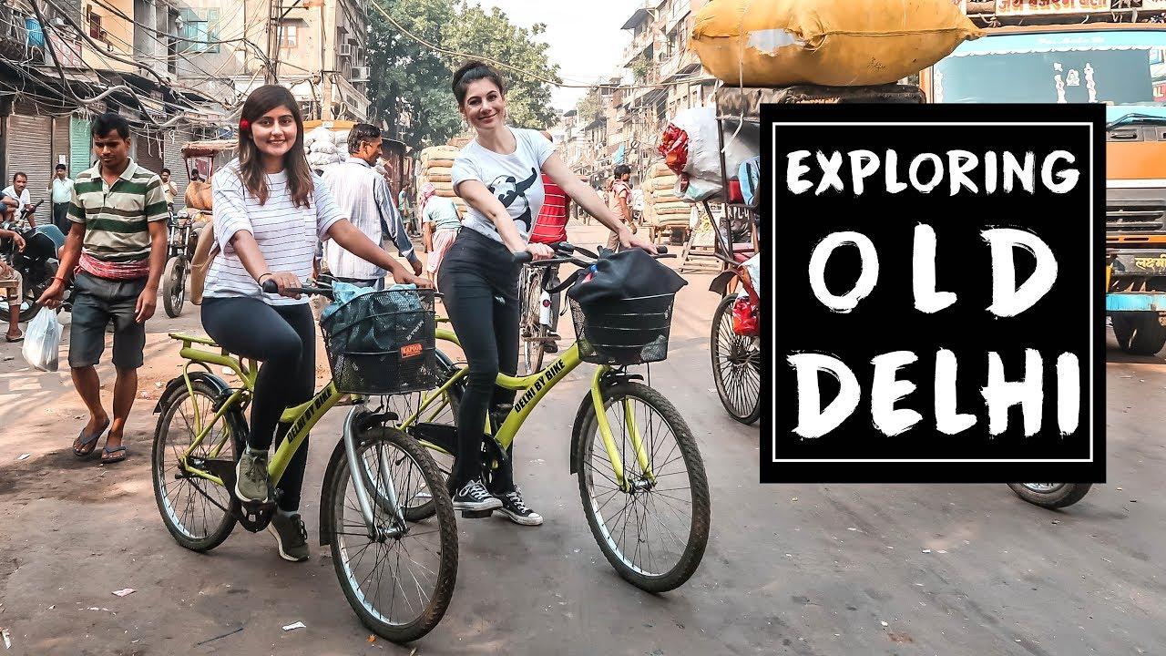 Walking Tours in Delhi