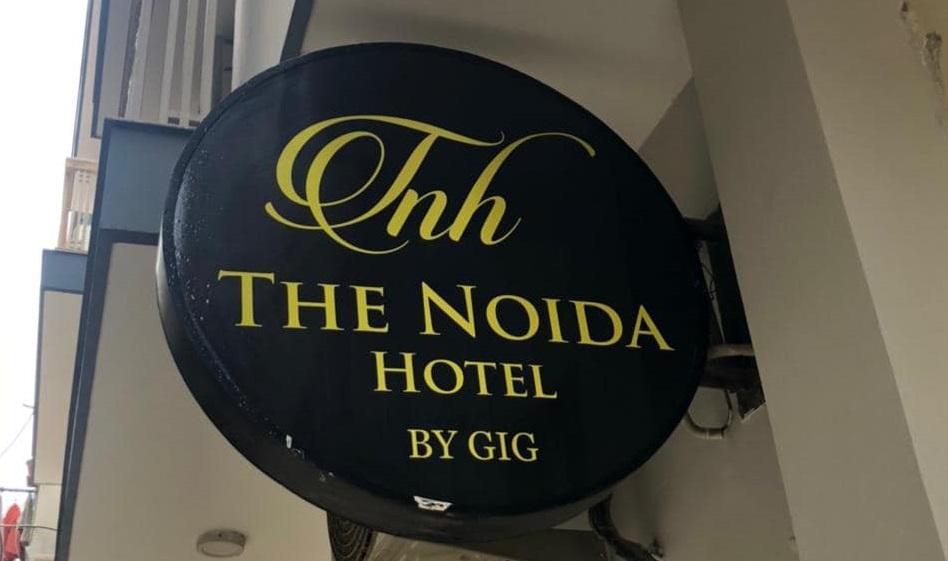 the noida hotel