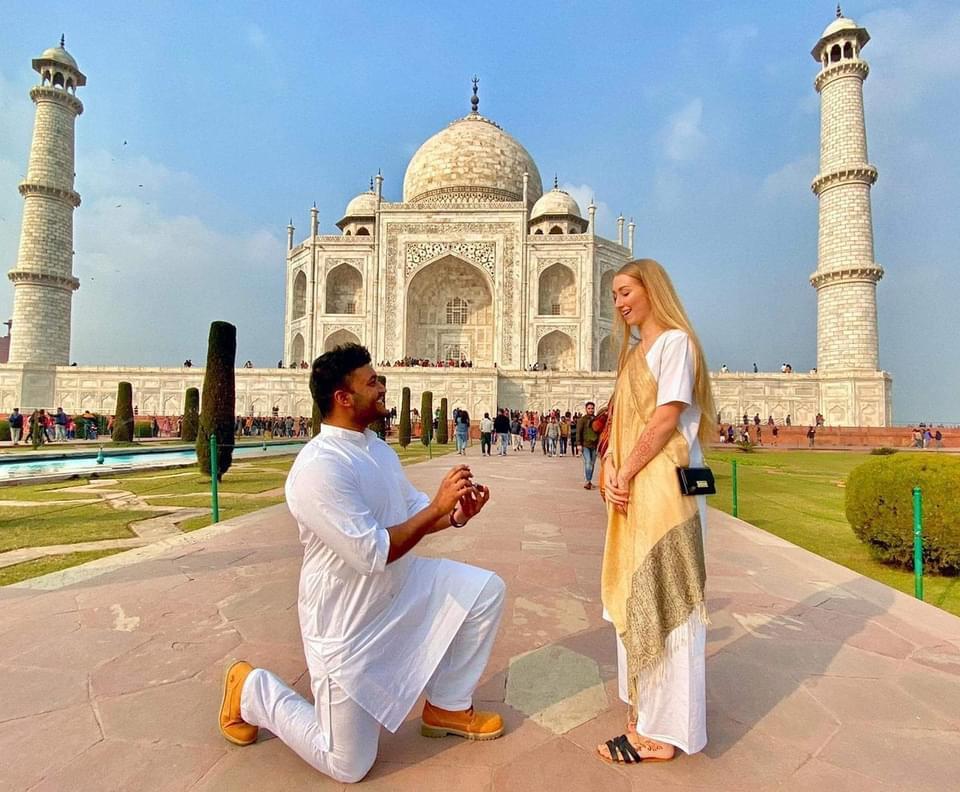 Taj Mahal reopening dates