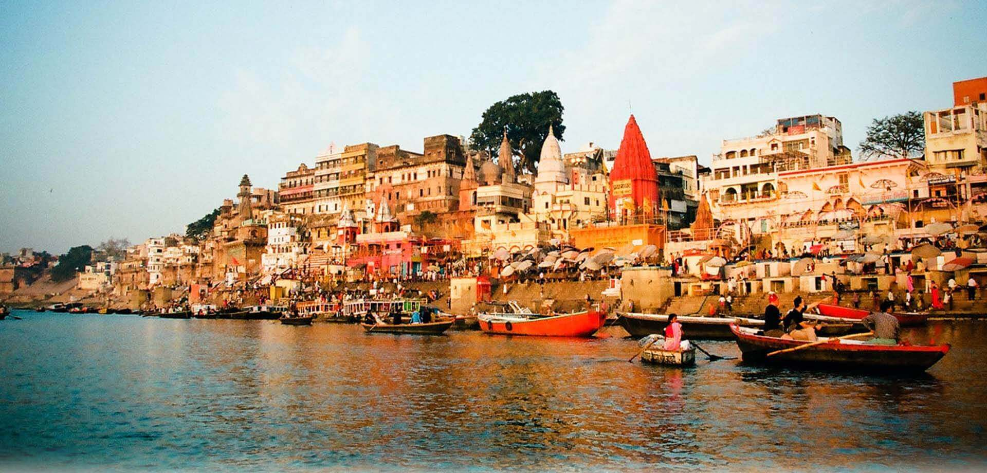 Book Spiritual tour of Varanasi